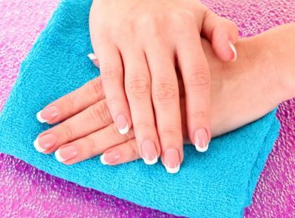 Piękne dłonie, mocne paznokcie