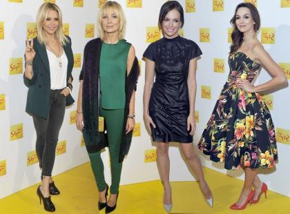 Piękne gwiazdy na konferencji TVN Style