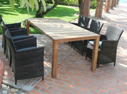 Piękne meble ogrodowe marki Miloo