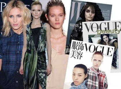 Piękne Polki - 15 modelek, które trzęsą światem mody