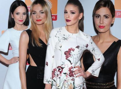 Piękne polskie aktorki na czerwonym dywanie