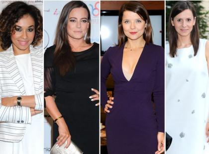 Piękne polskie gwiazdy w letnim wydaniu na biznesowej gali