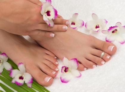 Piękne stopy w karnawale!