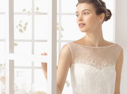 Piękne suknie ślubne Aire Barcelona 2016
