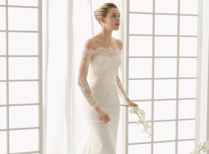 Piękne suknie ślubne Rosa Clara 2016