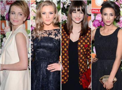Piękne Szwed, Zielińska, Kaczorowska i inni w wiosennym wydaniu na ramówce