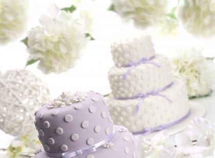 Piękne torty weselne