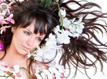 Pielęgnacja włosów wiosną