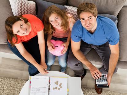 Pieniądze mają znaczenie. Codzienność rodziny zarabiającej dużo poniżej średniej krajowej