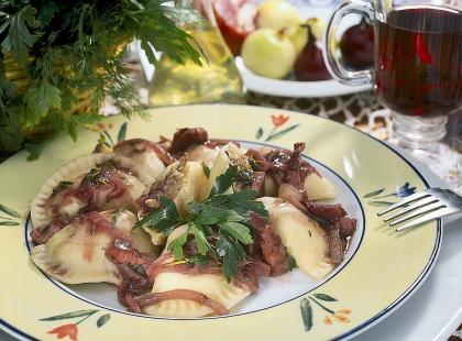 Pierogi - moda na tradycyjną kuchnię