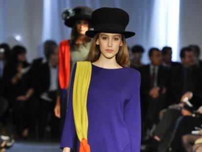 Pierre Cardin - kolekcja wiosna-lato 2011