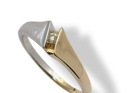Pierścionki z diamentami - Diamondscenter.net