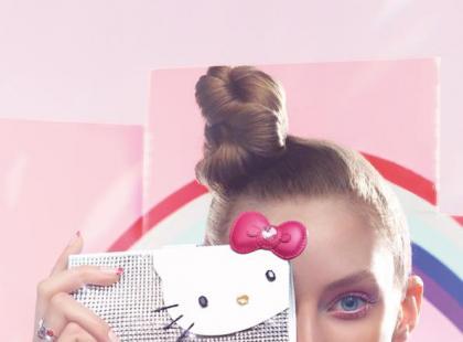 Pierwsza kolekcja Hello Kitty od Swarovskiego