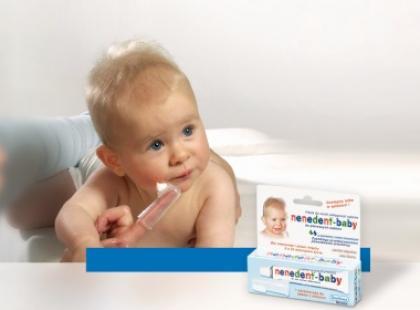 Pierwsza przygoda z myciem zębów