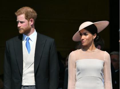 Pierwsza wpadka księżnej Meghan po ślubie! Co się stało?