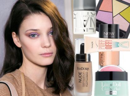 Pierwsze nowości kosmetyczne na wiosnę 2015