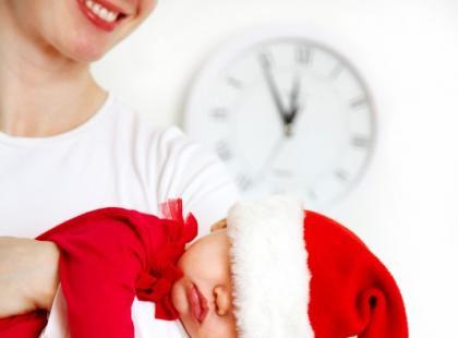 Pierwsze święta z dzieckiem/ Fot. Fotolia