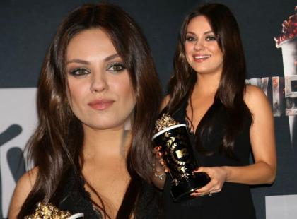 Pierwsze takie zdjęcia: Mila Kunis pokazała ciążowy brzuszek!