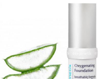 Pierwszy fluid medyczny do makijażu - Oxygenetix