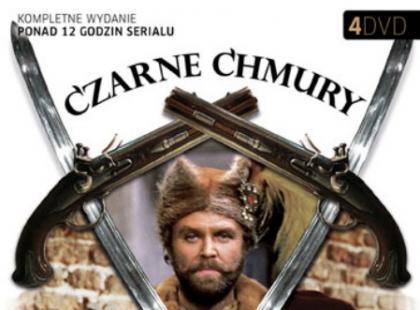 """Pierwszy polski serial """"płaszcza i szpady"""" CZARNE CHMURY już na DVD!"""