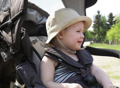 Pierwszy wyjazd z małym dzieckiem - jak się przygotować do podróży?