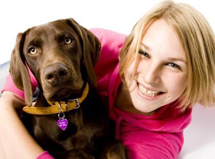 Pies - twój najlepszy psychoterapeuta