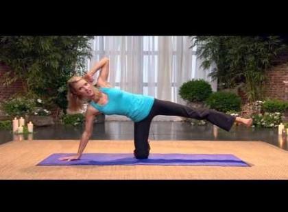 Pilates na spalanie tłuszczu