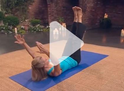 Pilates na spalanie tłuszczu [video]
