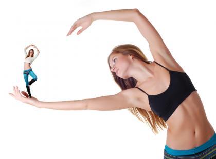 Pilates – otwieracz klatki piersiowej