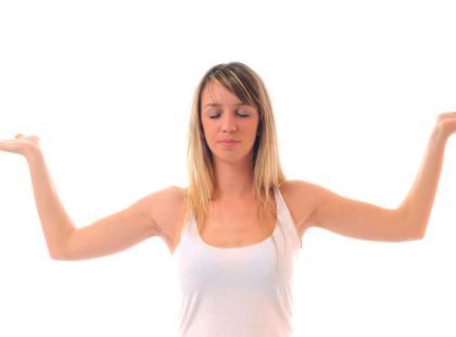 Pilates – unoszenie rąk