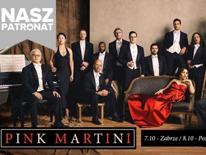 Pink Martini znowu w Polsce! Posłuchaj na żywo wyjątkowej muzyki