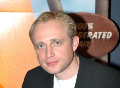 Piotr Adamczyk - od roli papieża do roli geja