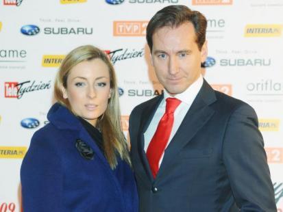 Piotr Kraśko i Karolina Ferenstein spodziewają się drugiego dziecka