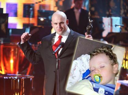 Piotr Małachowski przeznaczył statuetkę Najlepszego Sportowca Polski na licytację. Dochód z niej wspomoże ciężko chorego chłopca!