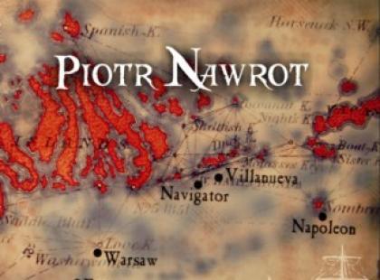 "Piotr Nawrot ""Tajemnica brygu Warsaw"""