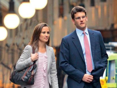 Pippa Middleton bohaterką skandalu!