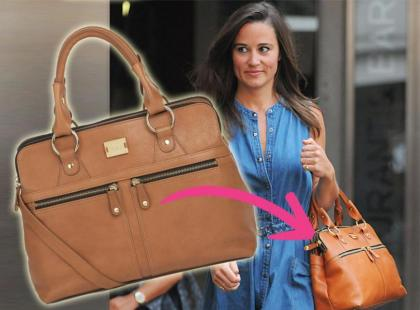 Pippa Middleton ma torbę nazwaną swoim imieniem