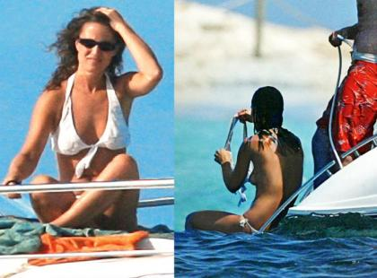 Pippa Middleton pod lupą
