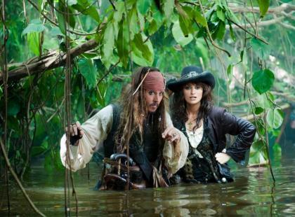 """""""Piraci z Karaibów. Na nieznanych wodach"""""""
