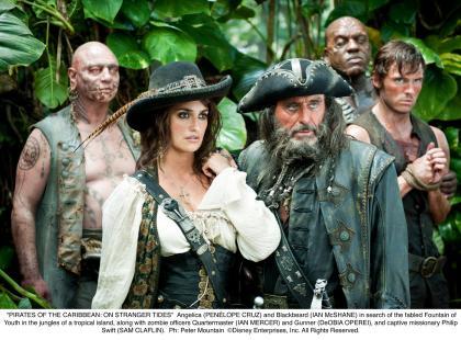 Piraci z Karaibów: Na nieznanych wodach już na DVD i Blu-ray!