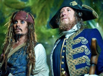 Piraci z Karaibów (reż. Rob Marshall)