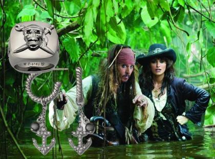 Piracka biżuteria od Swarovskiego