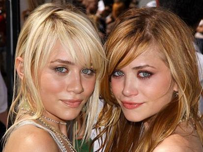 Piracki makijaż w stylu sióstr Olsen