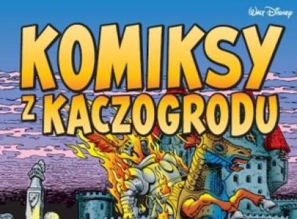 Pisma komiksowe Egmontu październik 2010
