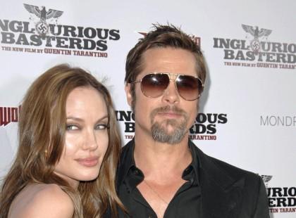 Pitt i Jolie projektują biżuterię