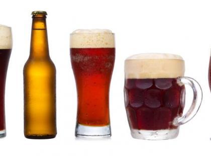 Piwa dolnej fermentacji - piwa typu lager