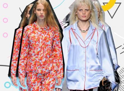 Piżama - trend tylko dla odważnych?