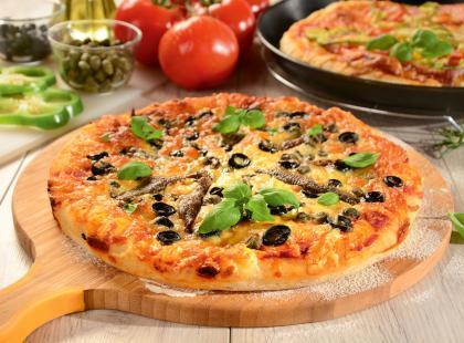 Pizza: 28 przepisów na pyszną pizzę