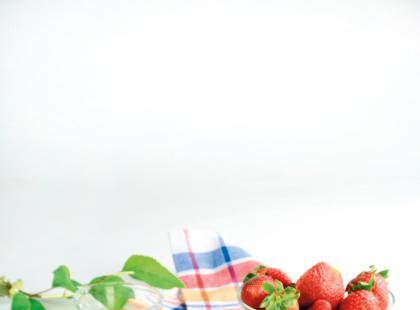 Placek drożdżowy z truskawkami i kruszonką