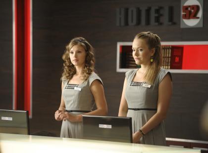 "Plan serialu ""Hotel 52"""